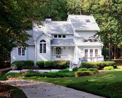 Peachtree City Single Family Home Under Contract: 105 Nob Hill