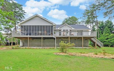 Toccoa Single Family Home For Sale: 573 Currahee Point