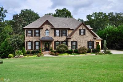 Dacula Single Family Home Under Contract: 3970 Jim Moore