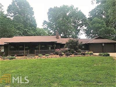 Habersham County Single Family Home For Sale: 453 Swain Wood