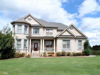 Statham GA Single Family Home For Sale: $545,000