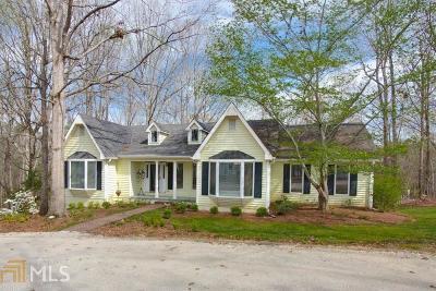 Auburn Single Family Home For Sale: 4251 Clack Rd