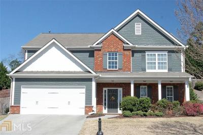 Suwanee Single Family Home For Sale: 1545 Winning Colors Ct