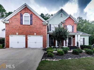 Woodstock Single Family Home For Sale: 127 Highlands Dr