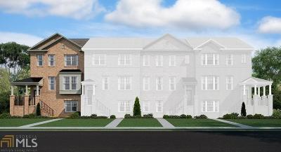 Suwanee Condo/Townhouse Under Contract: 536 Sunset Park Dr
