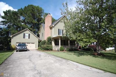 Peachtree City Single Family Home Under Contract: 213 Sweetbriar St