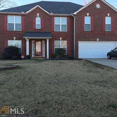 Mcdonough Single Family Home Under Contract: 1105 Folkstone