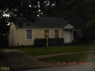 Decatur Single Family Home For Sale: 546 E Lake Dr