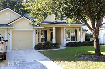 St. Marys Single Family Home For Sale: 90 Providence Park Cir
