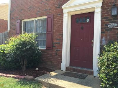 Norcross Condo/Townhouse For Sale: 5581 Executive Way