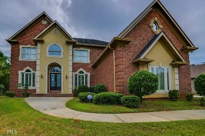 Conyers Single Family Home Under Contract: 1841 Christopher Dr