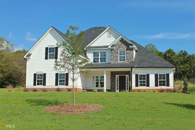 Newnan Single Family Home Under Contract: 114 Kindelwood Dr #Lot 6