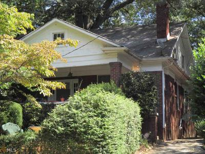 Single Family Home Under Contract: 471 Page