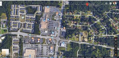 Atlanta Commercial For Sale: 6010 Old National Hwy