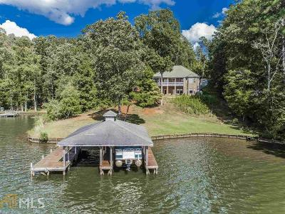 Milledgeville, Sparta, Eatonton Single Family Home For Sale: 91 Post Oak Ridge