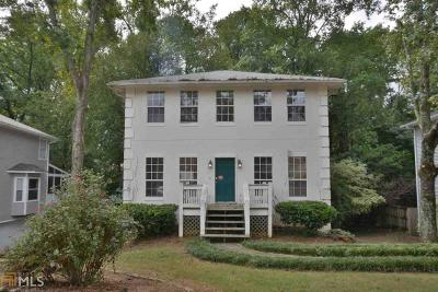 Johns Creek Single Family Home Under Contract: 10945 Mortons Xing