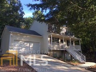 Monroe Single Family Home For Sale: 1396 Nunnally Trl