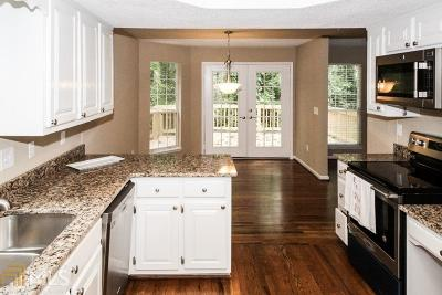 Roswell Single Family Home For Sale: 4902 Sturbridge