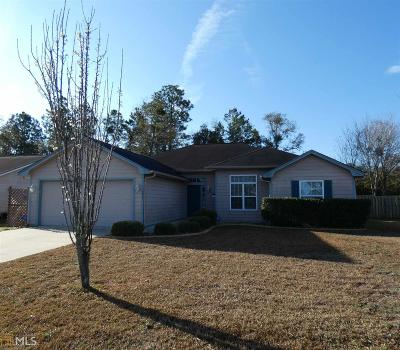 St. Marys Single Family Home For Sale: 353 Creekside Dr