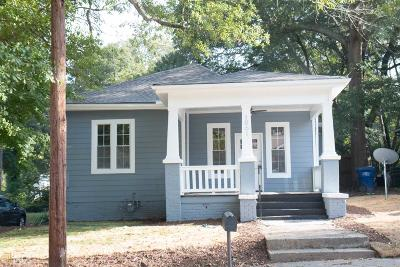 Oakland City Single Family Home For Sale: 1061 Lawton Ave