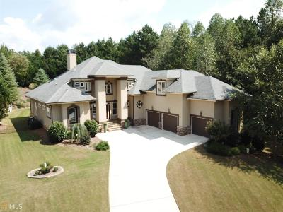 Hall County Single Family Home For Sale: 4122 Greyfield Bluff Dr