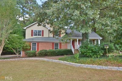 Mcdonough Single Family Home Under Contract: 504 Daileys Creek Dr