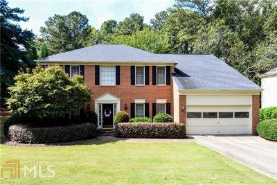 Johns Creek Single Family Home For Sale: 9930 Feather Sound Ct
