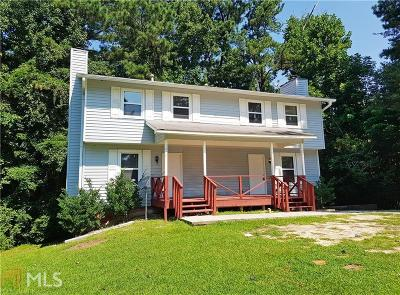 Conyers Condo/Townhouse For Sale: 1227 Creek Forest