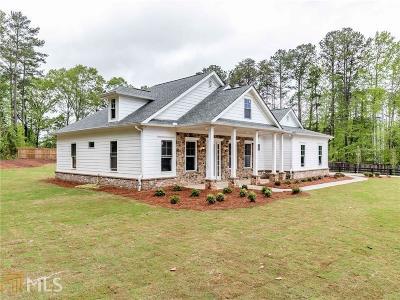 Alpharetta, Milton, Roswell Single Family Home For Sale: 15430 Thompson