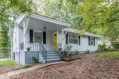 Sylvan Hills Single Family Home For Sale: 2066 Perkerson Rd