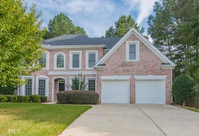 Grayson Single Family Home For Sale: 2417 Camellia Allee Ct