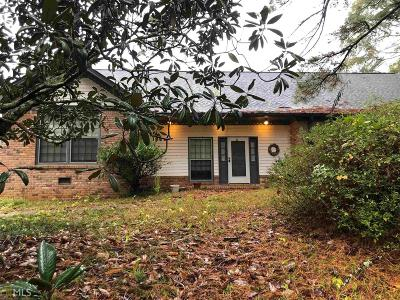 Newnan Single Family Home For Sale: 2920 N Highway 29