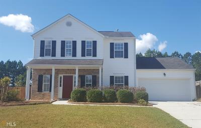 Monroe, Social Circle, Loganville Single Family Home Under Contract: 906 Milton Cir