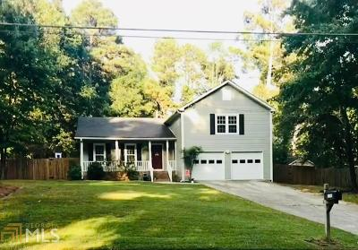 Grayson Single Family Home Under Contract: 2598 Hard Twist Dr