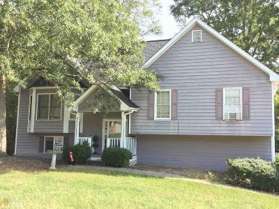 Monroe, Social Circle, Loganville Single Family Home For Sale: 2300 Huntington