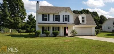 Winder Single Family Home For Sale: 412 Foxdale