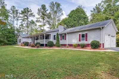 Acworth Single Family Home For Sale: 1000 Mars Hill Rd