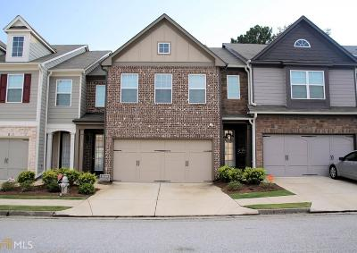 Snellville Condo/Townhouse For Sale: 3375 Clear View Dr