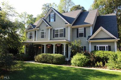 Newnan Single Family Home For Sale: 75 Retreat Dr