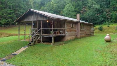 Blue Ridge Single Family Home For Sale: 187 Miller Dr