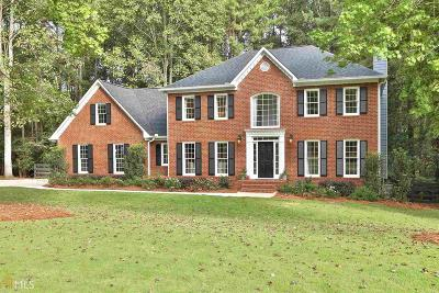 Peachtree City Single Family Home Under Contract: 110 Whitfield Run #14