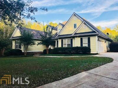 Social Circle Single Family Home New: 45 Nicklaus Cir