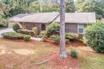 Lilburn Single Family Home Under Contract: 167 Sandra Dr