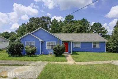 Clayton County Multi Family Home For Sale: 8451 Susan Ln