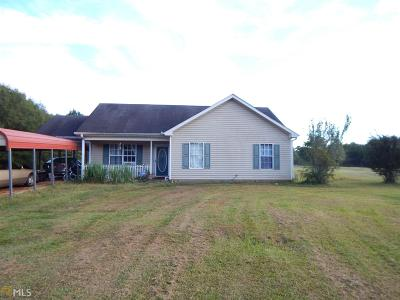 Monroe Single Family Home Under Contract: 2471 Paul Verner Rd