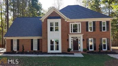 Woodstock Single Family Home New: 3502 Stone Cliff Way