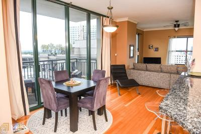 Ovation Condo/Townhouse For Sale: 3040 Peachtree Rd #904