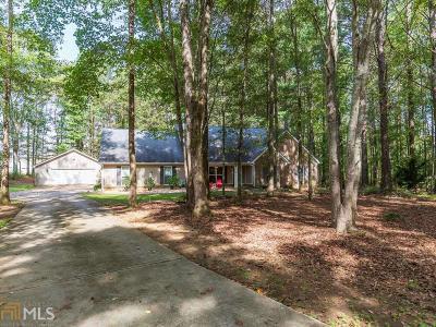 Monroe Single Family Home Under Contract: 1580 Shoal Creek Rd