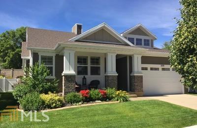 Banks County Single Family Home Under Contract: 113 Classic Overlook Rd