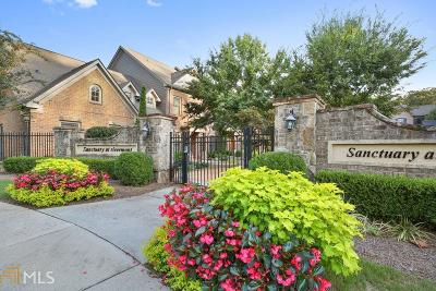Johns Creek Condo/Townhouse For Sale: 9072 Tuckerbrook Ln